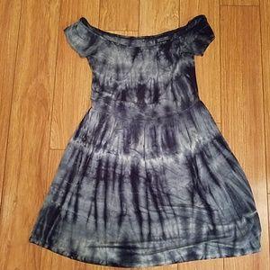 AE Cute Dress Small Blue